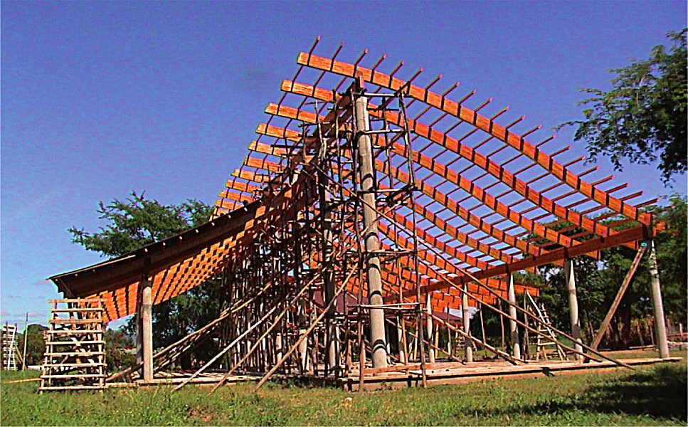 "Das Cultural and Museum Center Karonga ist ""erdbebensicher"" gebaut."