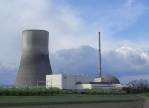Nuclear power plant of Mühlheim-Kärlich, Germany (Photo: Schaengel)